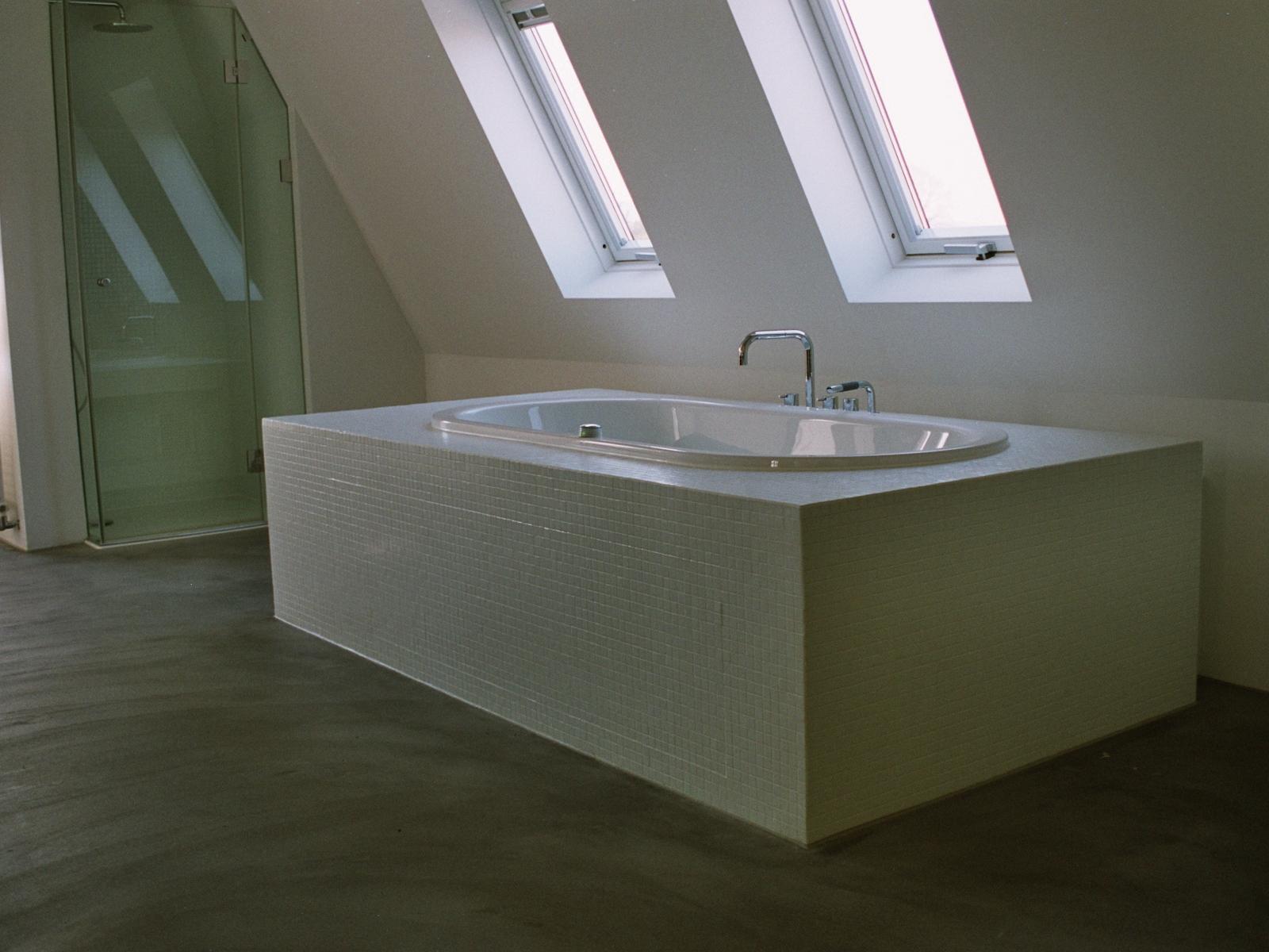 Dachwohnung z rich zh 2005 - Bachmann badie architekten ...